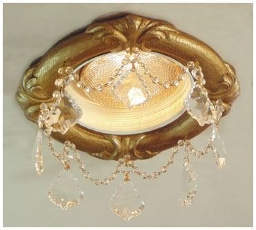 6″ Tuscany Recessed Light Chandelier #RC-108-2.5Austrian