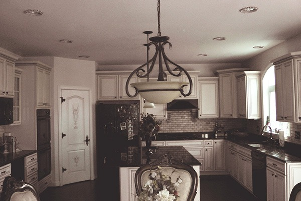 recessed lighting ideas for kitchens
